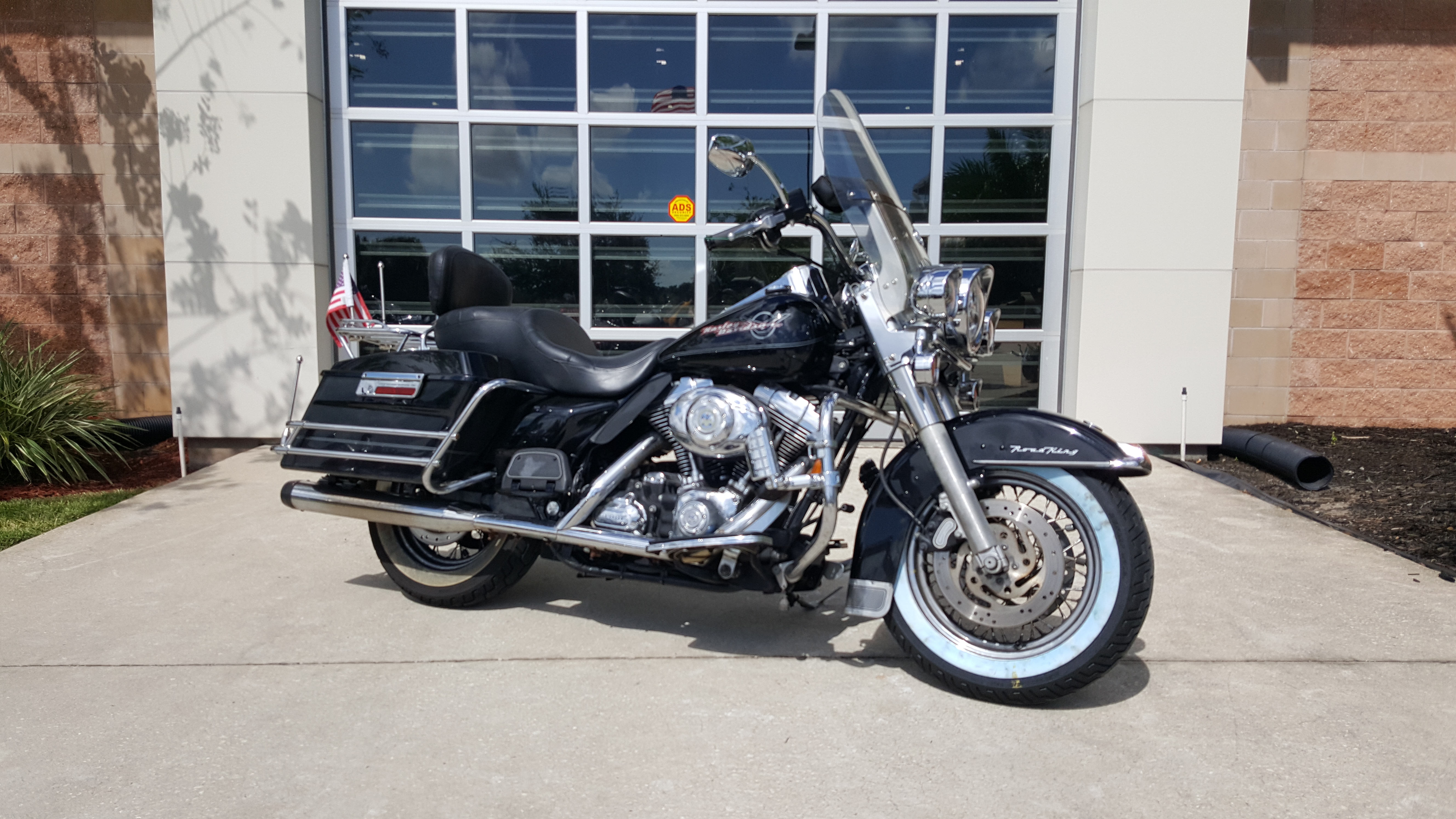 Pre-Owned 2007 Harley-Davidson Road King