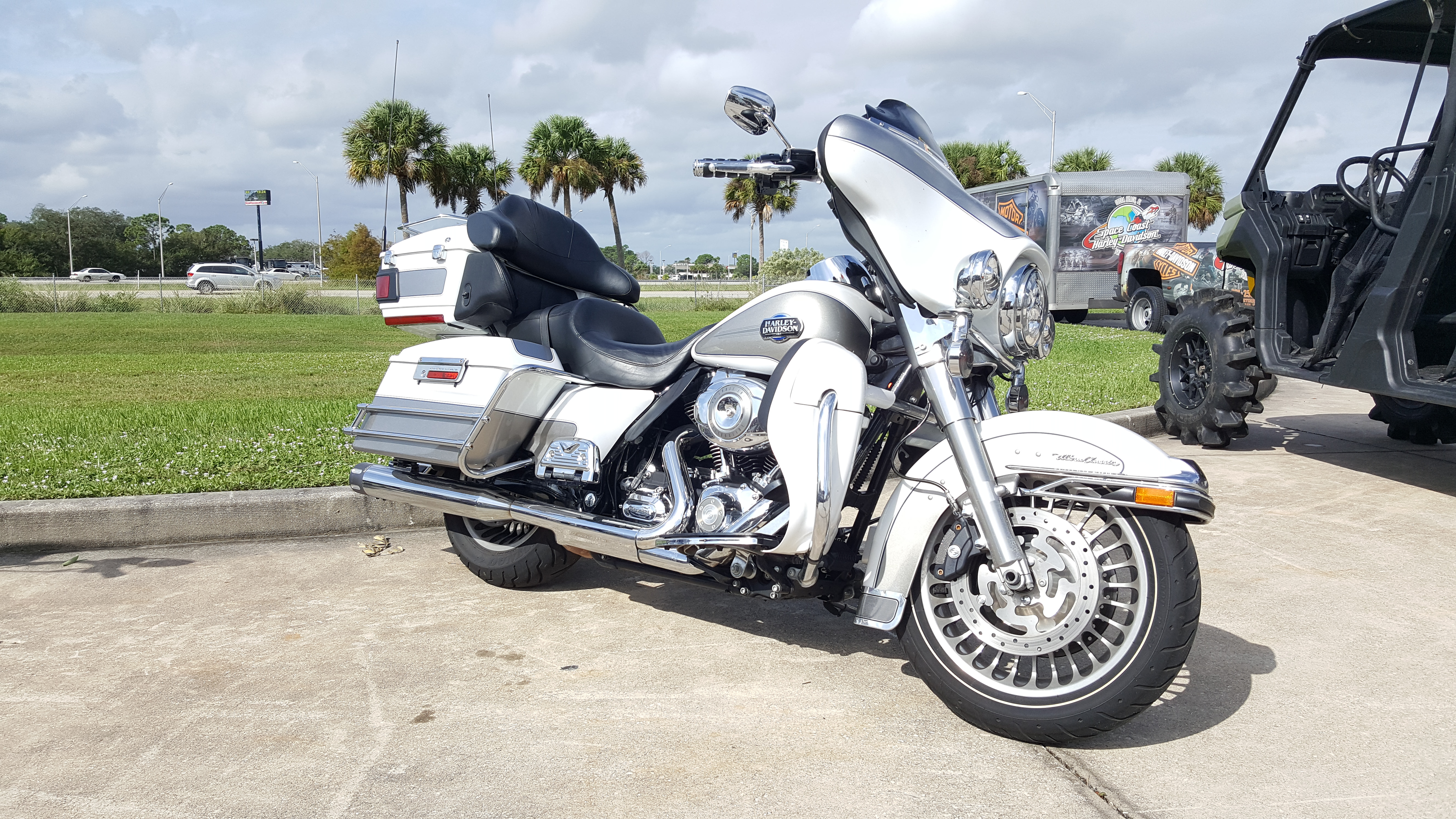 Pre-Owned 2009 Harley-Davidson Electra Glide Ultra Classic