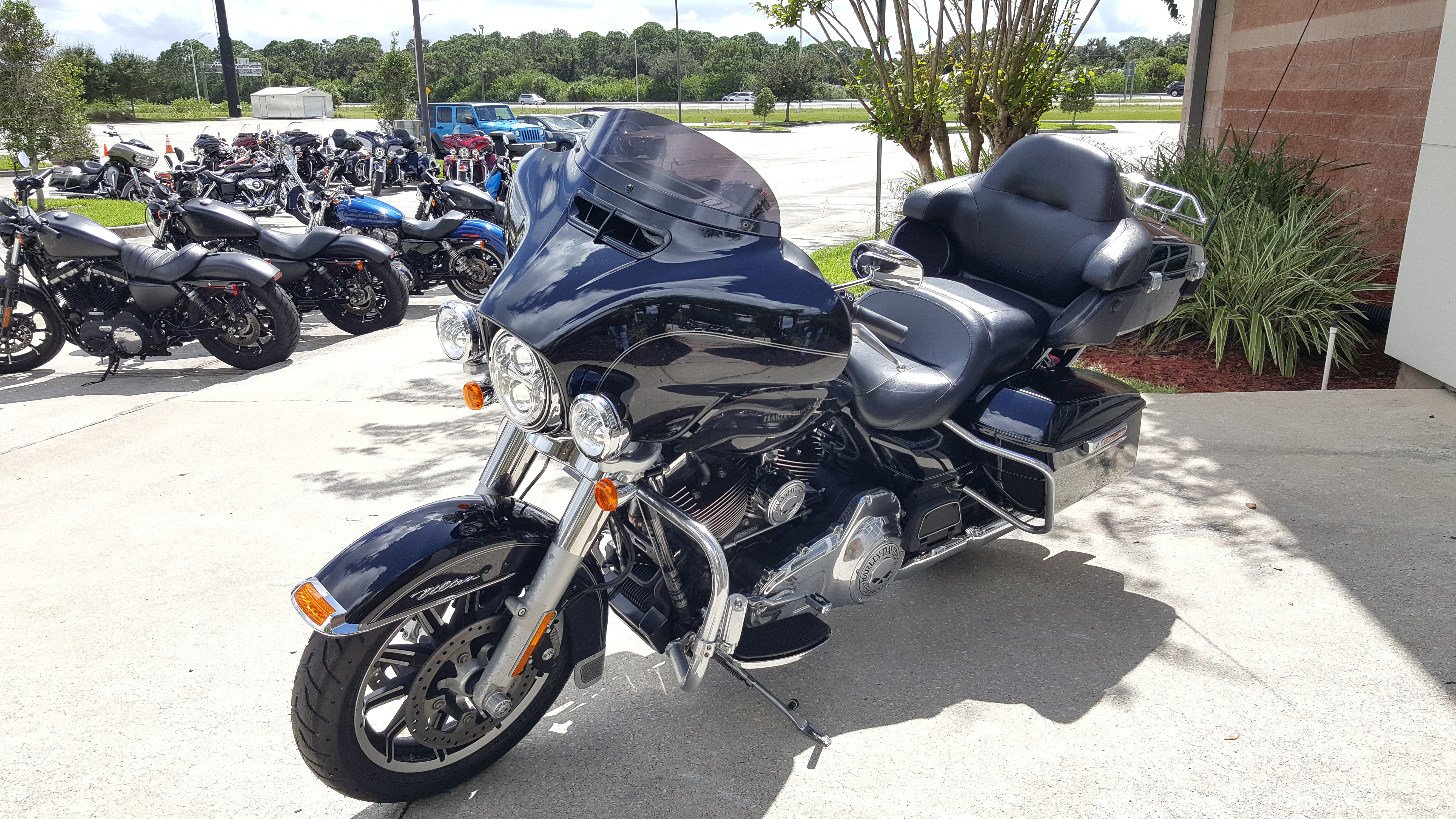 Pre-Owned 2016 Harley-Davidson Electra Glide Ultra Classic