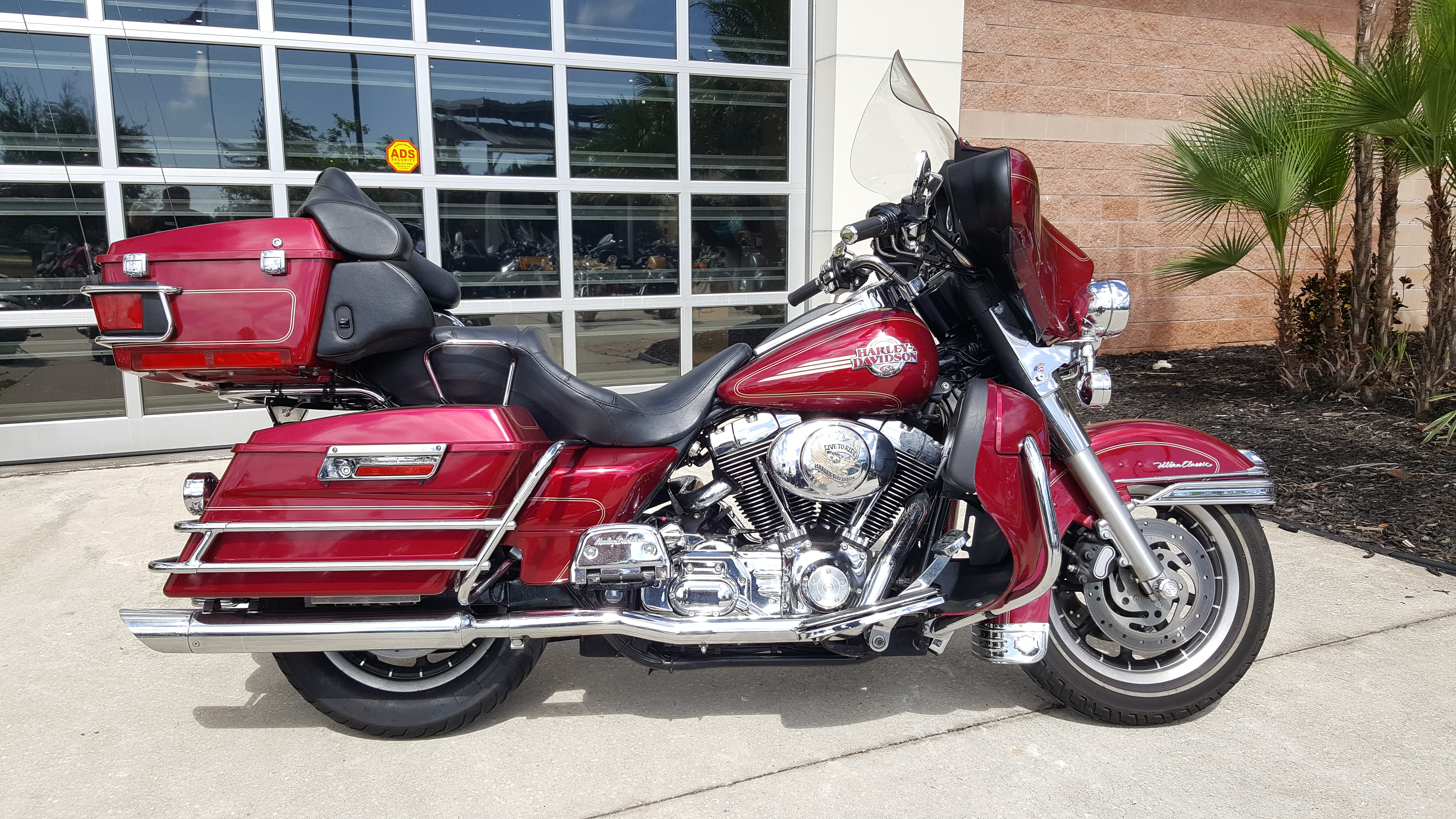 Prime Pre Owned 2005 Harley Davidson Touring Electra Glide Ultra Classic Flhtcui Unemploymentrelief Wooden Chair Designs For Living Room Unemploymentrelieforg