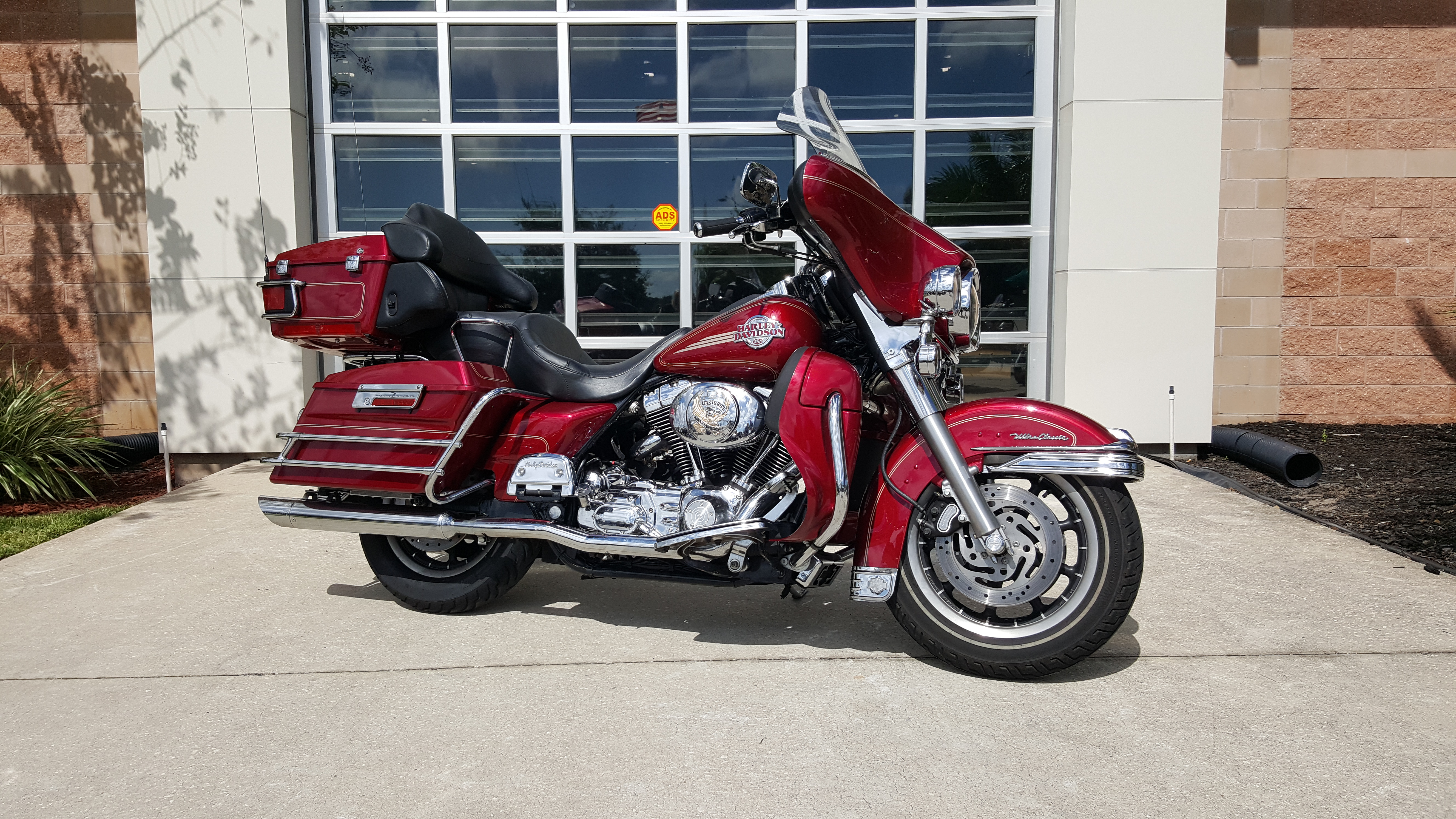 Excellent Pre Owned 2005 Harley Davidson Touring Electra Glide Ultra Classic Flhtcui Unemploymentrelief Wooden Chair Designs For Living Room Unemploymentrelieforg