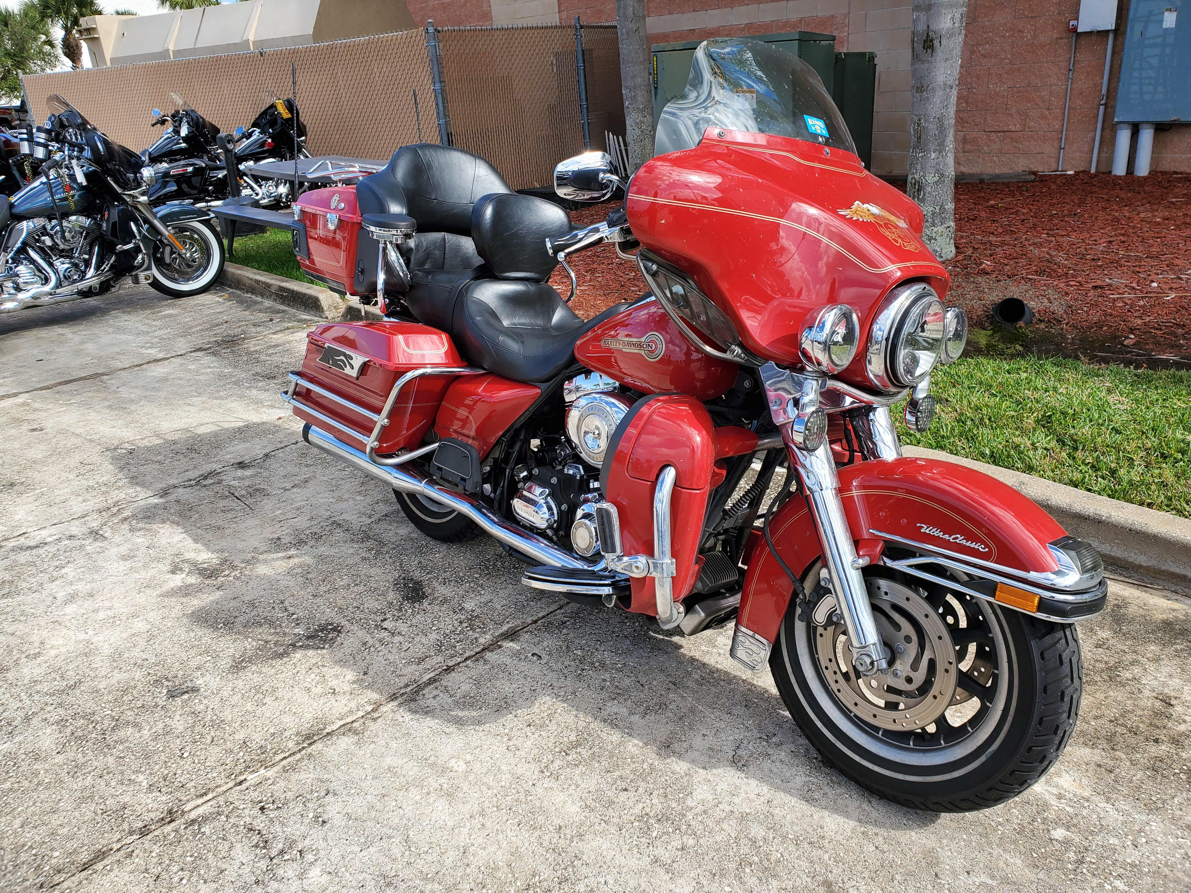 Pre-Owned 2007 Harley-Davidson Electra Glide Ultra Classic