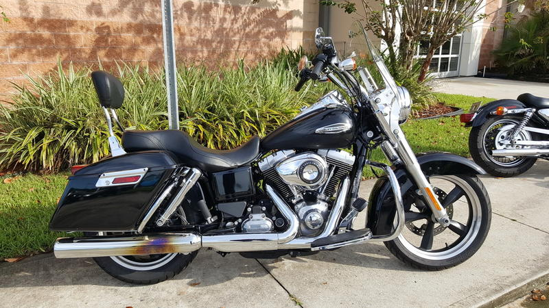 Pre-Owned 2015 Harley-Davidson Switchback