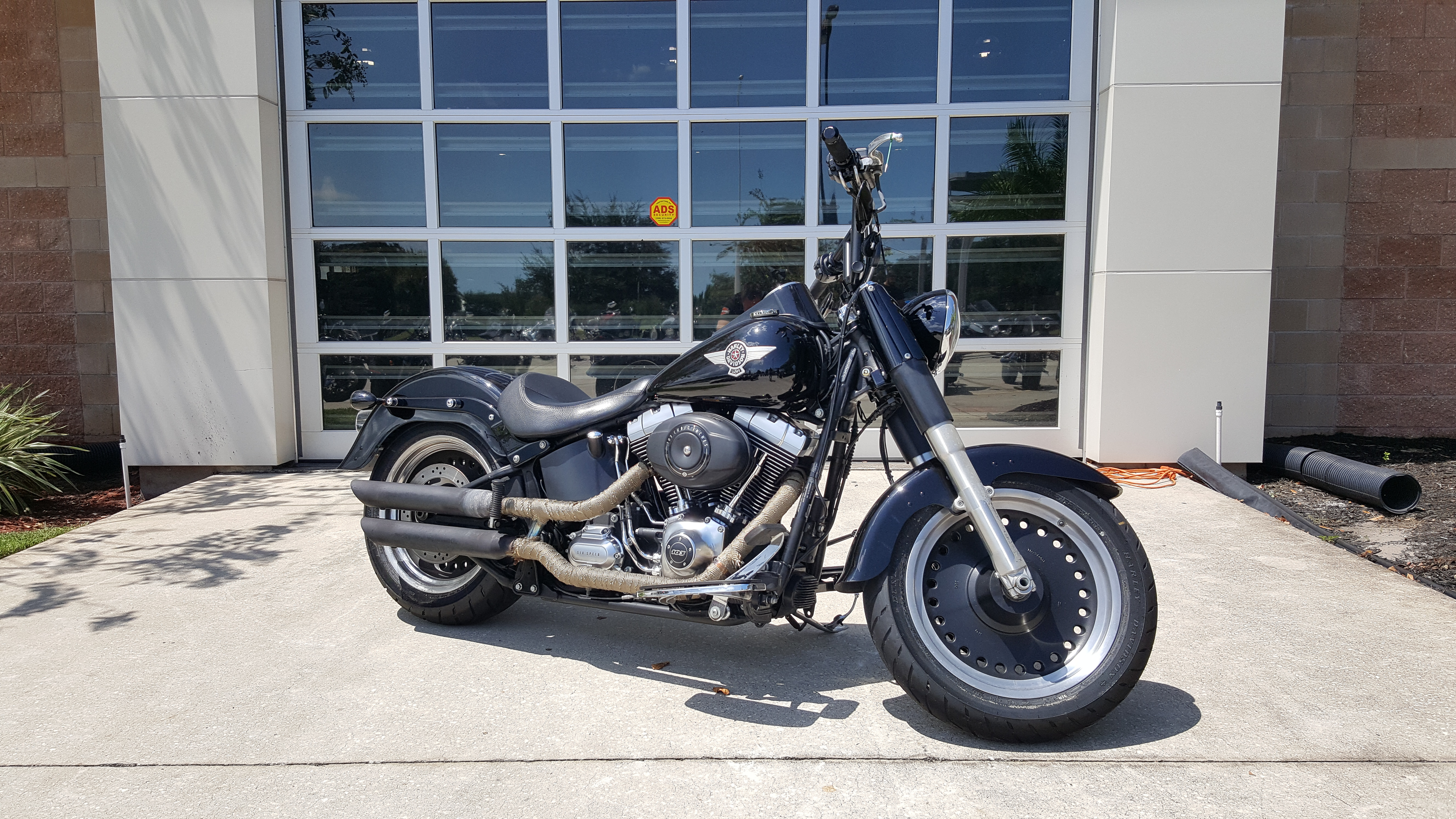 Pre-Owned 2015 Harley-Davidson Fat Boy Lo