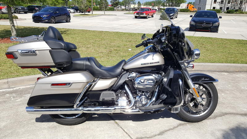 Pre-Owned 2018 Harley-Davidson Ultra Limited