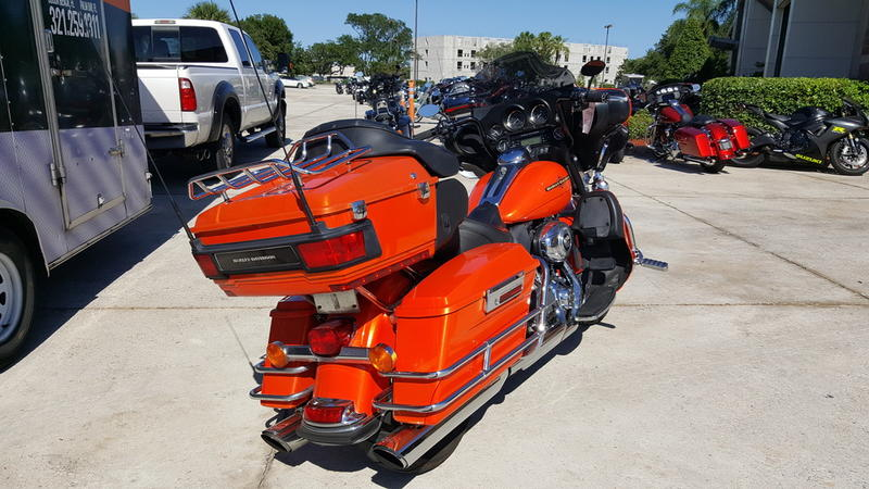 Pre-Owned 2012 Harley-Davidson Ultra Limited