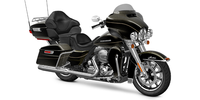 New 2016 Harley-Davidson Ultra Limited Low
