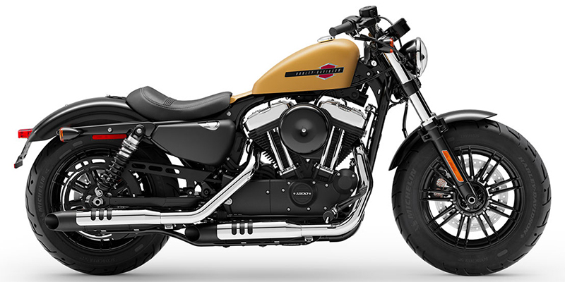 New 2019 Harley-Davidson Forty-Eight