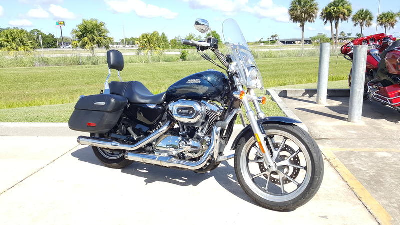 Pre-Owned 2016 Harley-Davidson SuperLow 1200T