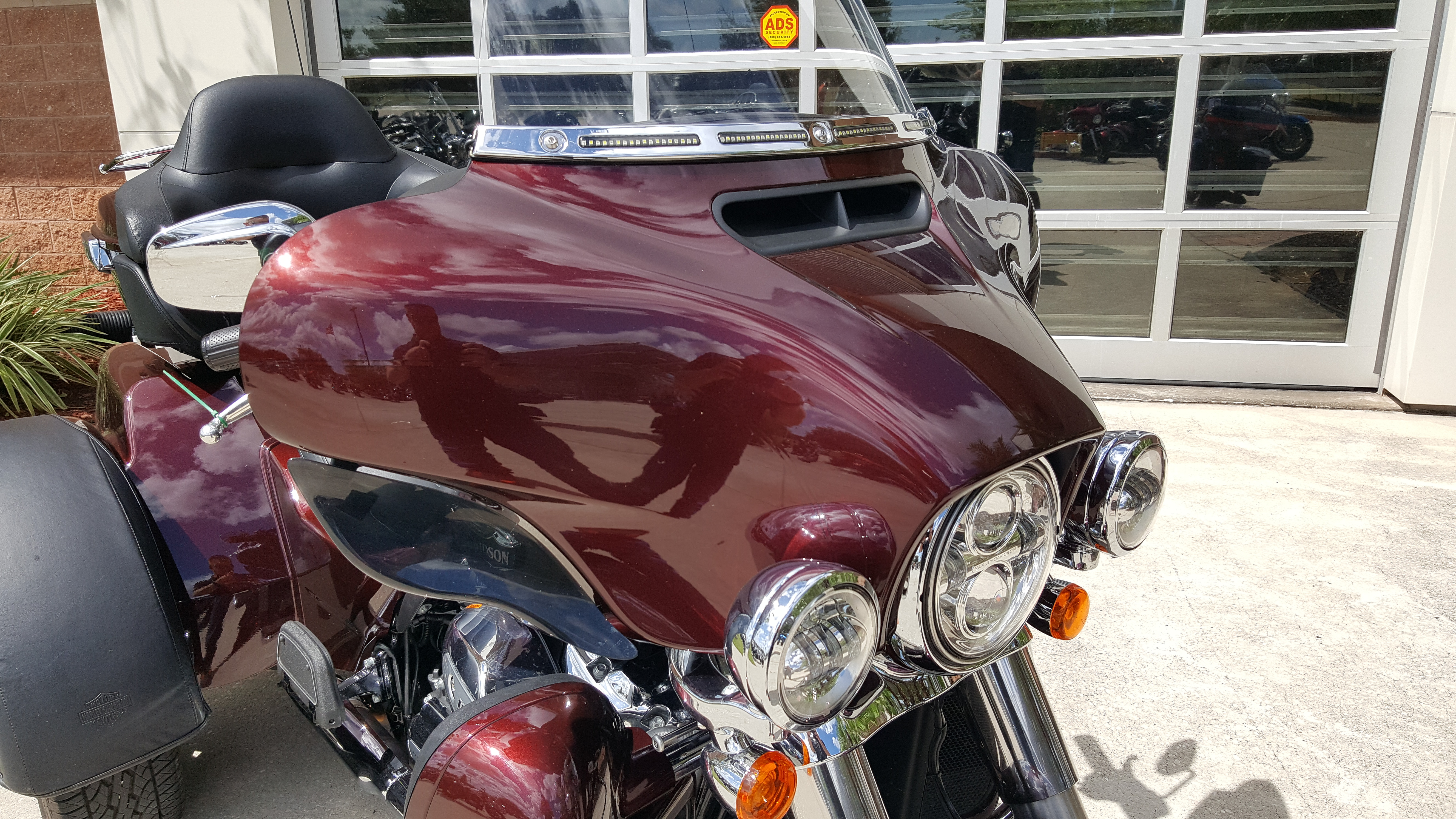 Pre-Owned 2019 Harley-Davidson Tri Glide Ultra Classic