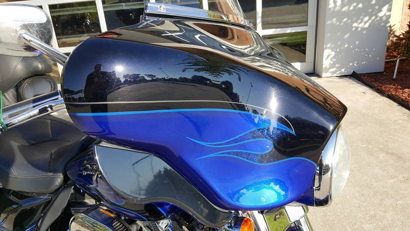 Pre-Owned 2011 Harley-Davidson CVO Ultra Classic Electra Glide