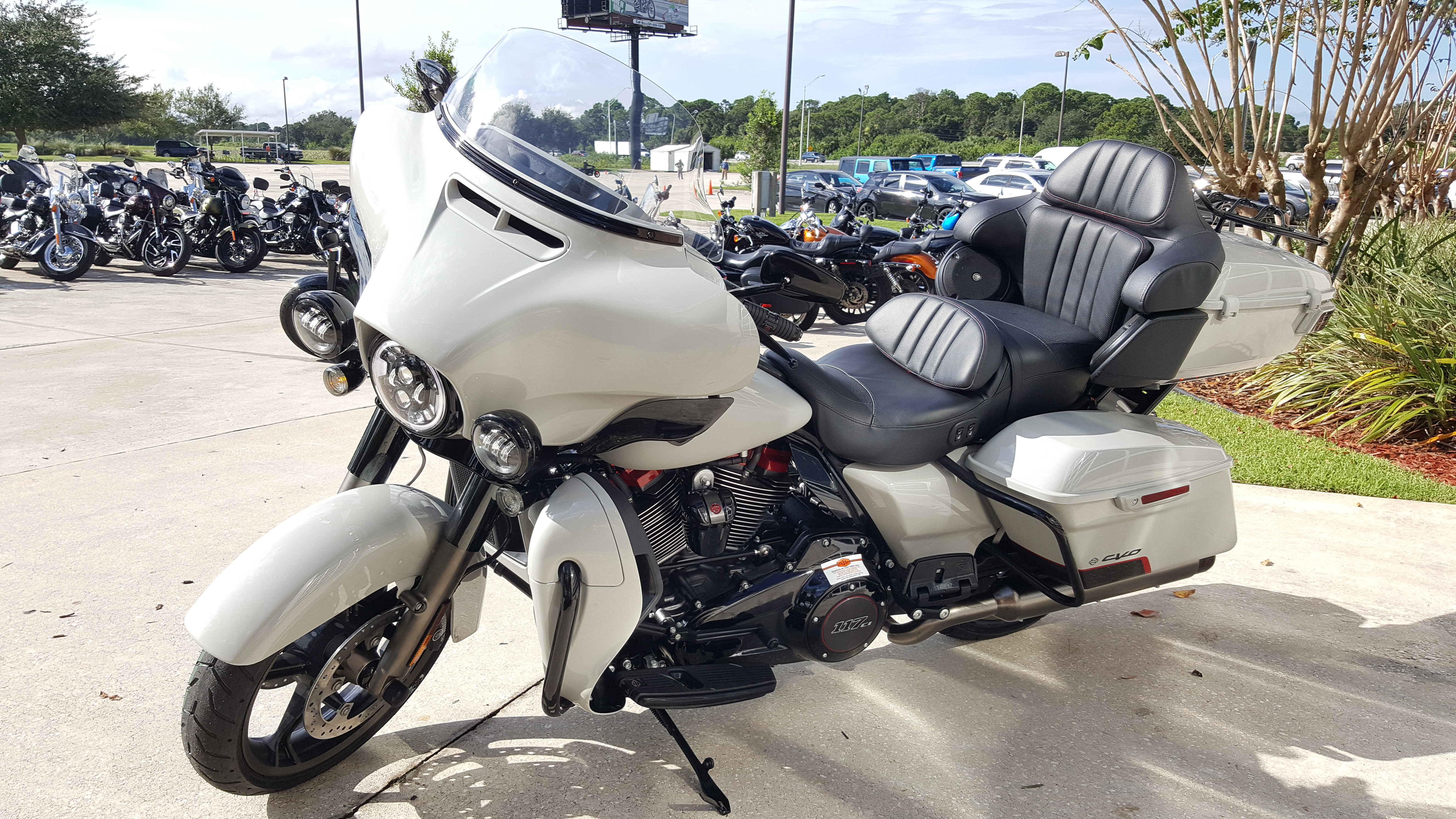 New 2020 Harley-Davidson CVO Limited in Palm Bay #950073 ...