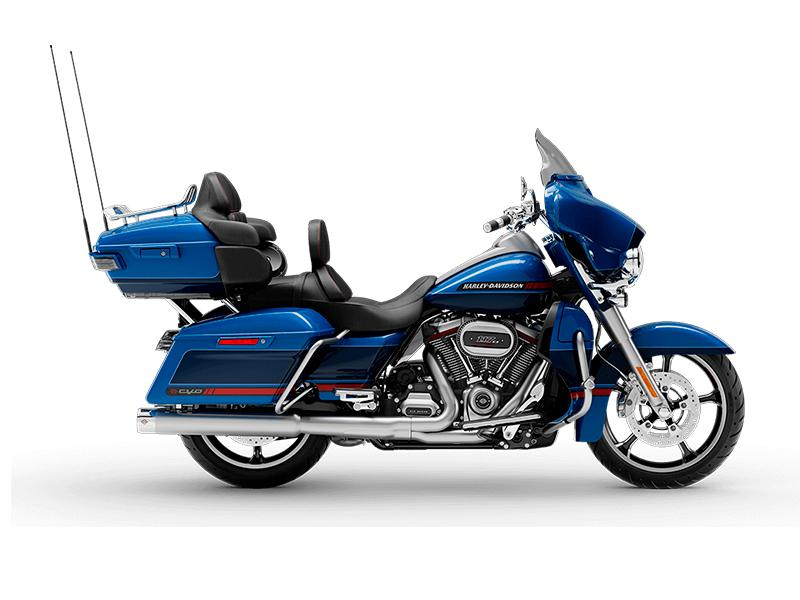 New 2020 Harley-Davidson CVO Limited
