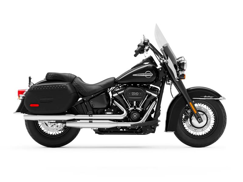 New 2020 Harley-Davidson Heritage Classic