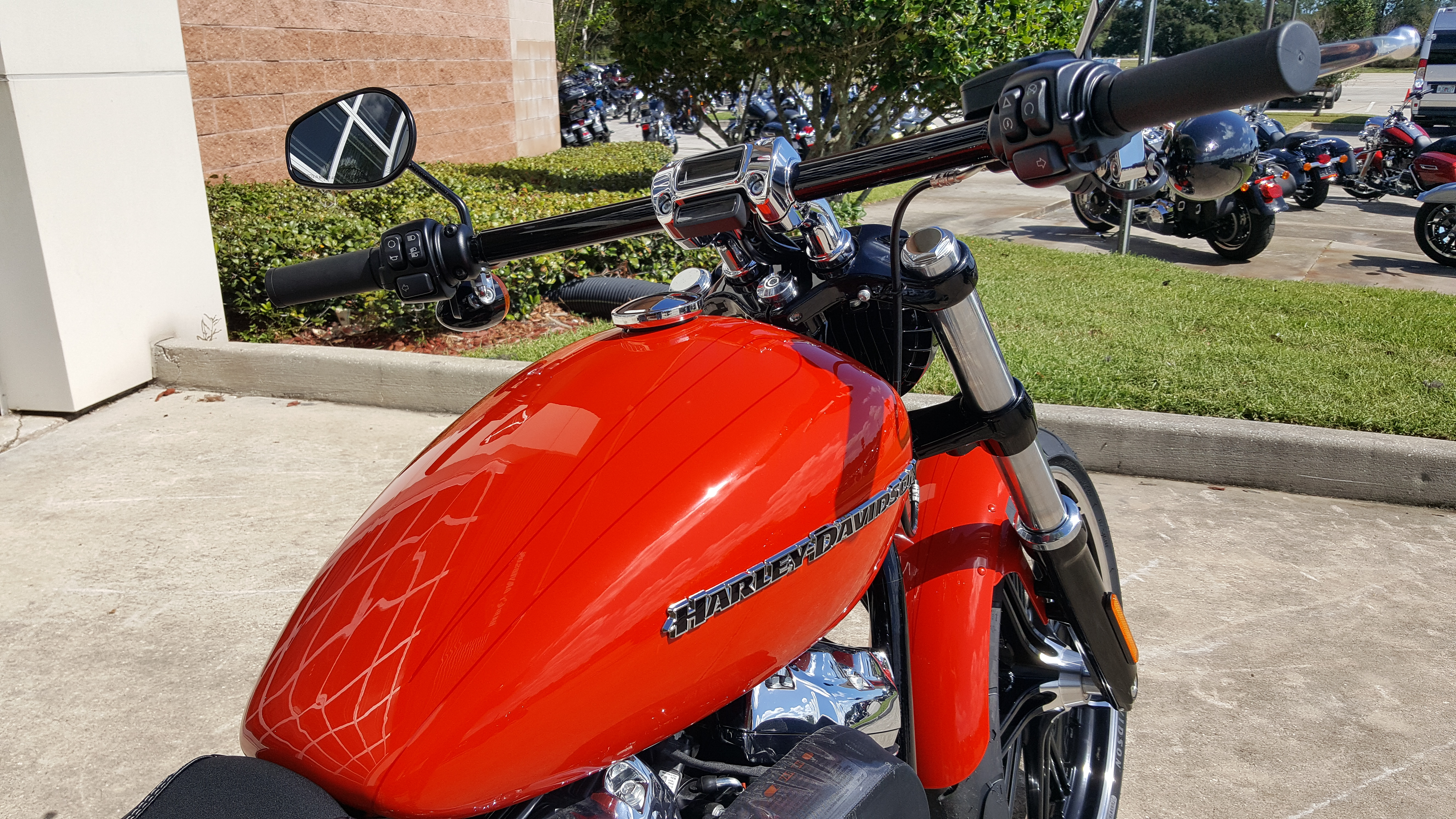 New 2020 Harley-Davidson Breakout 114 in Palm Bay #018211 ...