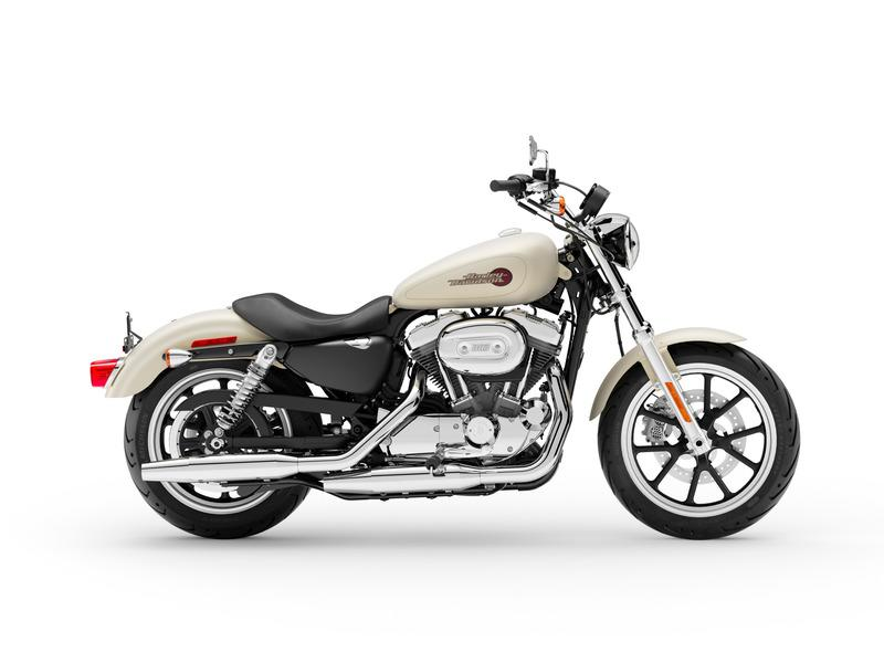 New 2019 Harley-Davidson Superlow