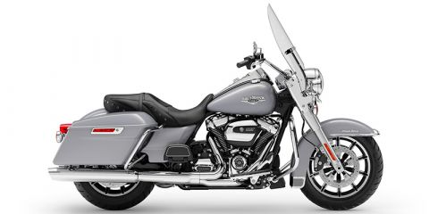 New 2019 Harley-Davidson Road King