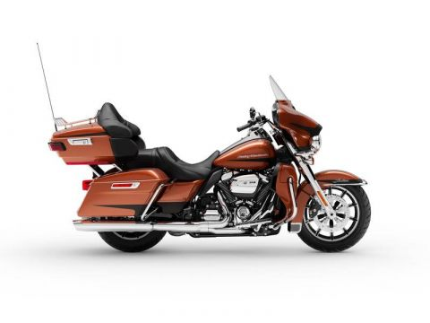 New 2019 Harley-Davidson Ultra Limited Low