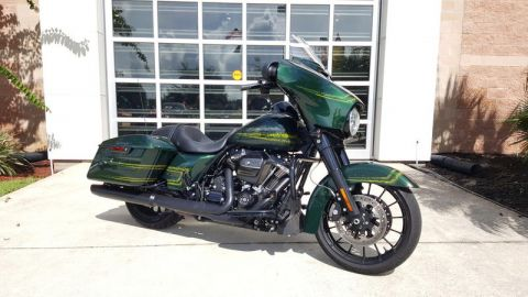 Pre-Owned 2018 Harley-Davidson Street Glide Special