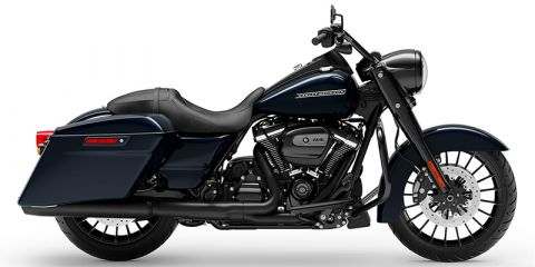New 2019 Harley-Davidson Road King Special