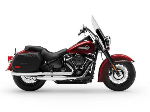 New 2019 Harley-Davidson Heritage Classic