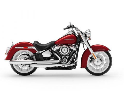 New 2019 Harley-Davidson Deluxe