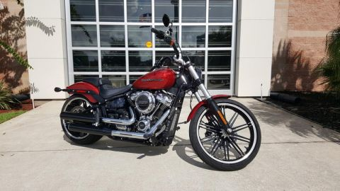 Pre-Owned 2018 Harley-Davidson Breakout