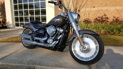 Pre-Owned 2018 Harley-Davidson Fat Boy
