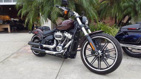 Pre-Owned 2018 Harley-Davidson Breakout 114